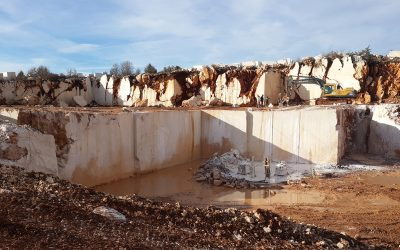 Acar Marble Quarry Photos